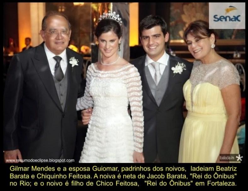 Gilmar-no-casamento-da-neta-de-Jacob-Barata