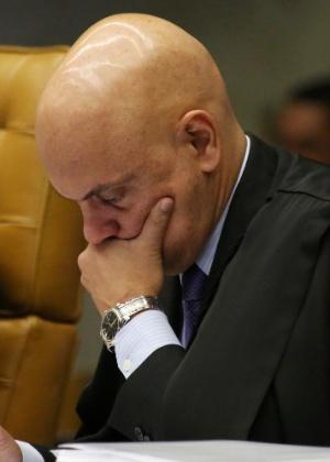21jun2017---o-ministro-alexandre-de-moraes-durante-julgamento-para-decidir-se-o-ministro-edson-fachin-deve-permanecer-como-relator-das-denuncias-de-crimes-da-jbs-contra-o-presidente-do-b