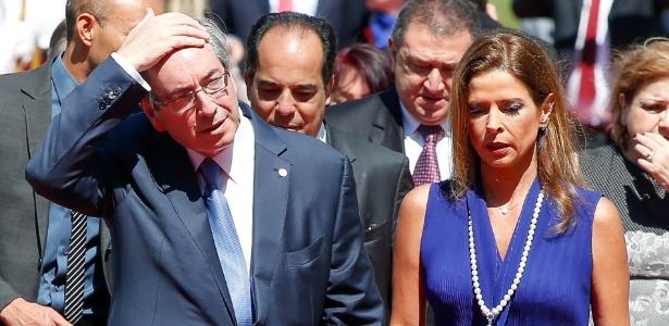eduardo-cunha-e-a-mulher-claudia-cruz-em-brasilia-1459167068905_615x300