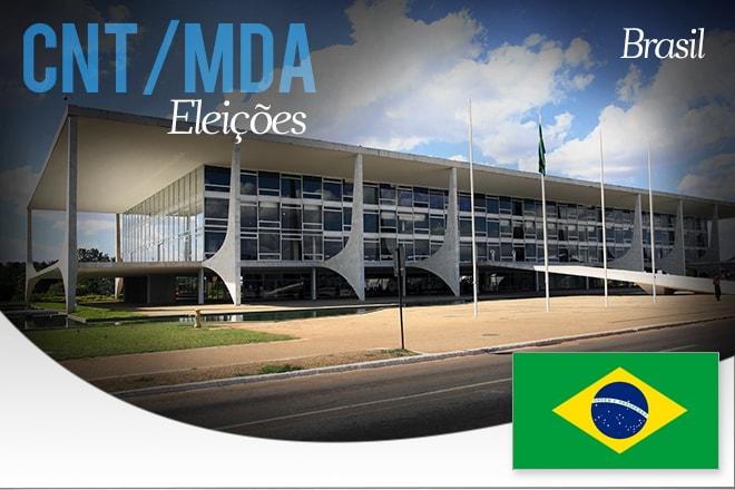 CNT/MDA eleições gerais